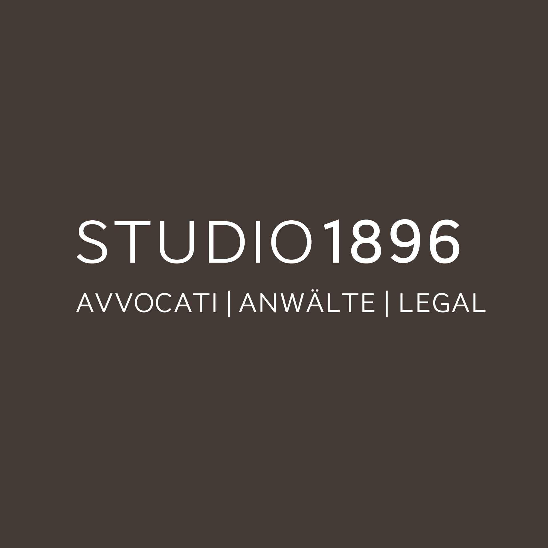 STUDIO1896