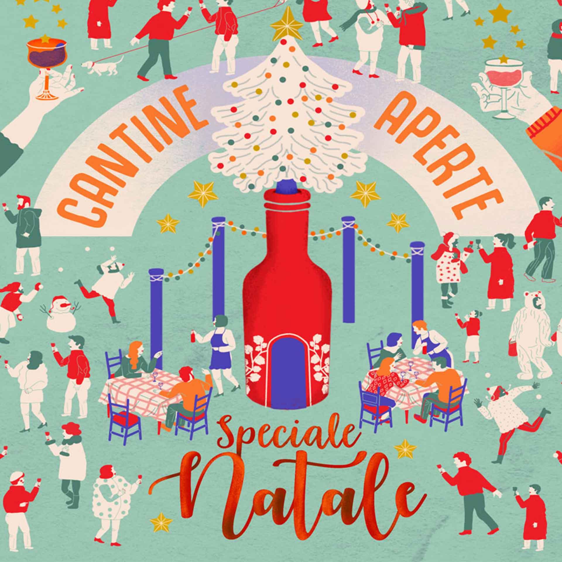 CANTINE APERTE TICINO WINE